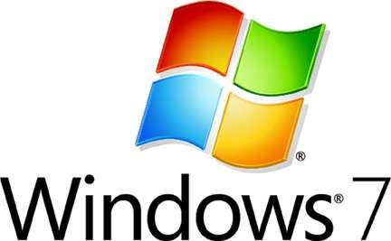 Logo officiel de Microsoft Windows 7 © Microsoft