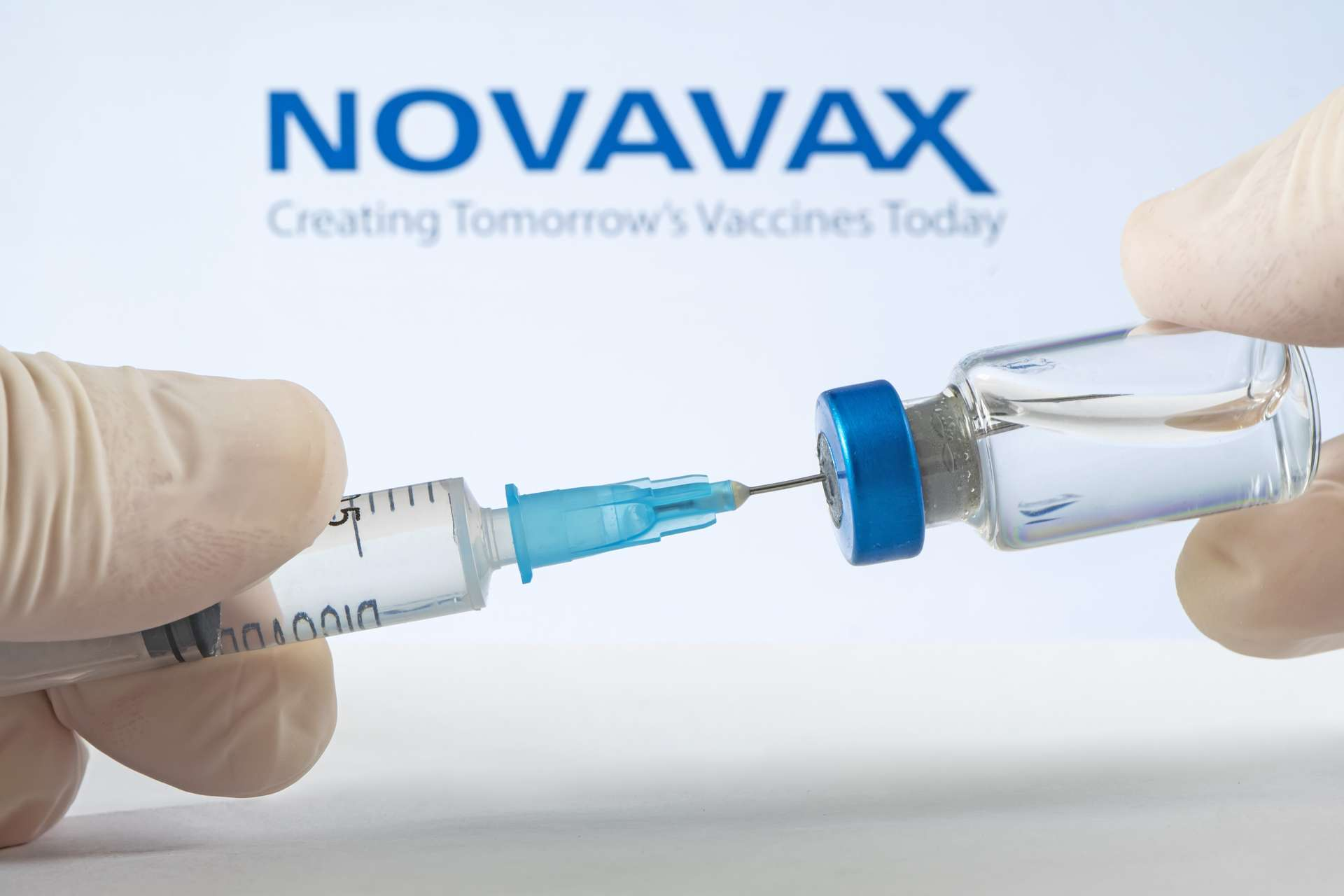 Le vaccin de Novavax est efficace à 90,4 % contre le Covid-19. © diy13, Adobe Stock