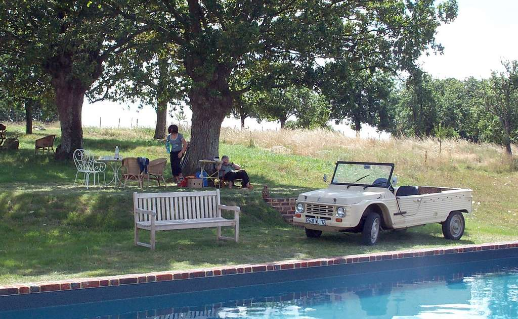 L'hivernage de piscine est indispensable pour assurer la pérennité de votre bassin. © Philippe de la Boirie, Flickr, cc by 2.0