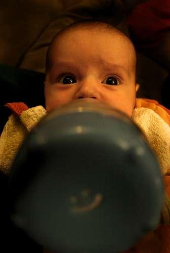 Quel risque pour les bébés ? © FunKa-Lerele/ Flickr - Licence Creative Common (by-nc-sa 2.0)