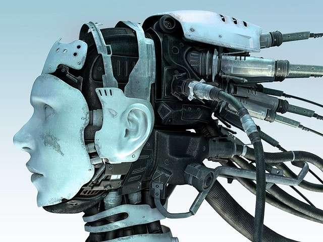 Un robot intelligent pourra peut-être un jour désengorger les urgences des hôpitaux. © Fausto de Martini, www.fausto3d.com