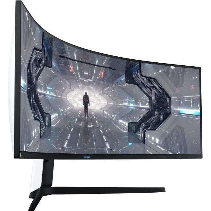 Bénéficiez dès maintenant d'une réduction exceptionnelle sur votre écran incurvé Gamer © Cdiscount