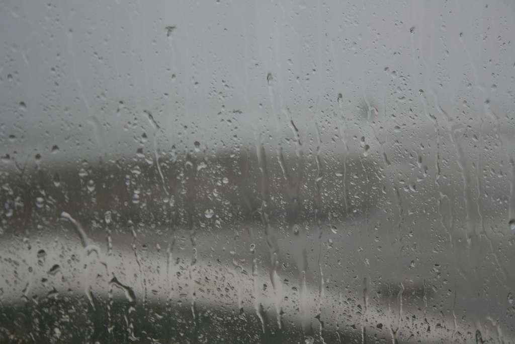 Entre le 1er juin et le 11 juillet 2012, il a plu 25 jours dans les Côtes-d'Armor et le Finistère, soit un peu plus d'un jour sur deux. © JD Fahey, Flickr, CC by 2.0