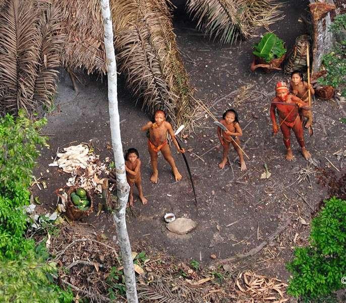 Les peuples indigènes menacés