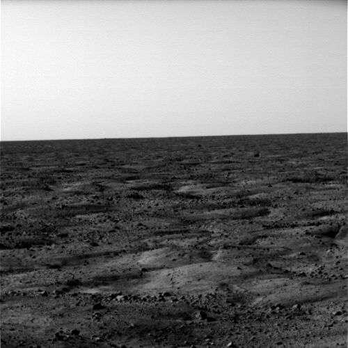 Environnement de la sonde. Crédit : Nasa/JPL/UA/Lockheed