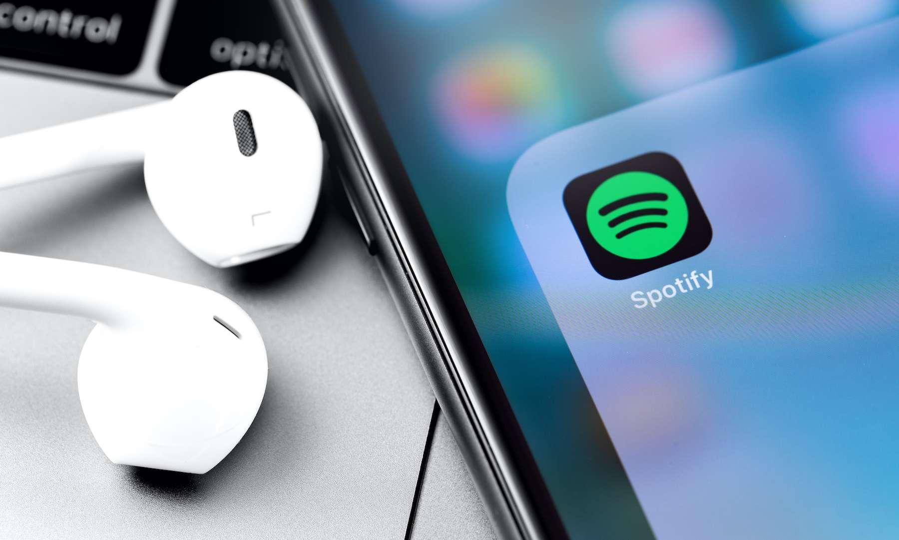 Spotify envisage des recommandations musicales basées sur le son de votre voix. © prima91, Adobe Stock