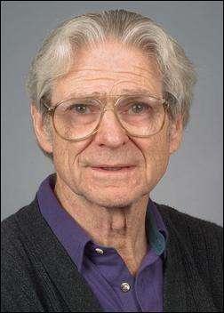 Edwin Salpeter. Crédit : Cornell University