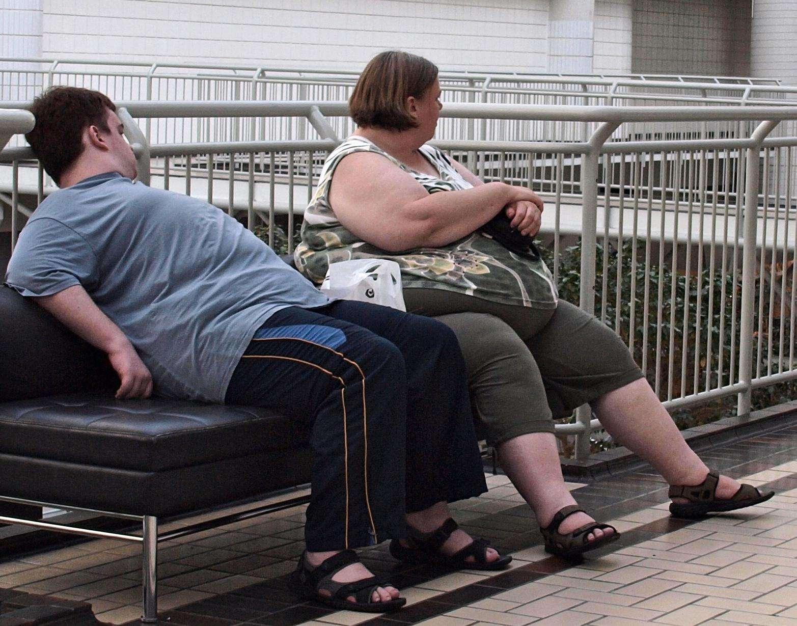 Les aliments gras et sucrés préserveraient le système nerveux entérique, aussi surnommé second cerveau, et faciliteraient ainsi l'obésité. Cette pathologie est un fléau international, qui affecte plus d'un milliard de personnes, principalement dans les pays développés. Les personnes en sous-nutrition sont, selon un rapport de la Croix-Rouge remis en septembre dernier, moins nombreuses. © colros, Flickr, cc by sa 2.0