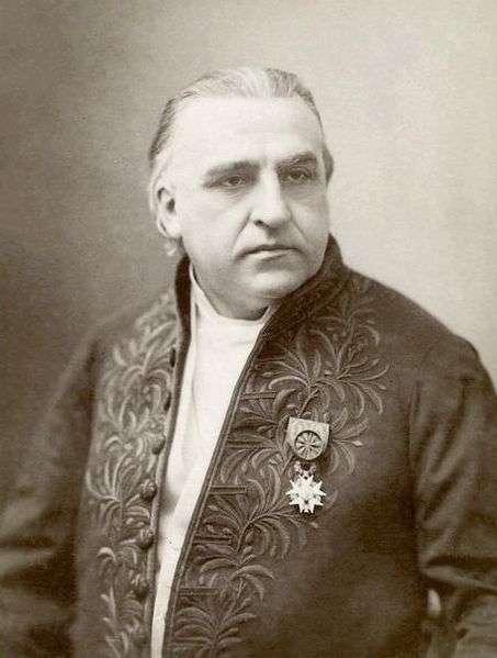 Le neurologue français Jean-Martin Charcot (1825-1893), à l'image, est le découvreur de cette maladie (la sclérose latérale amyotrophique) à laquelle il a donné son nom. © Wikipédia, DP
