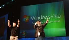 Lancement de Windows Vista !