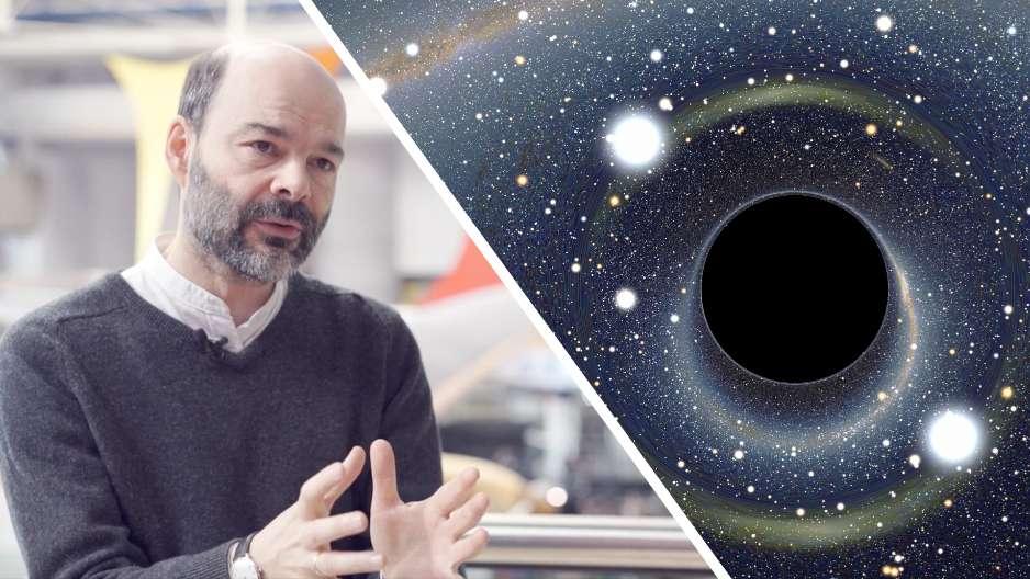 Interview : dans un trou noir, que devient la matière ?