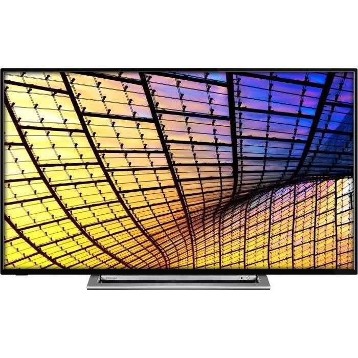Soldes d'été : la TV LED UHD 4K TOSHIBA 50UL3B63DG © Cdiscount