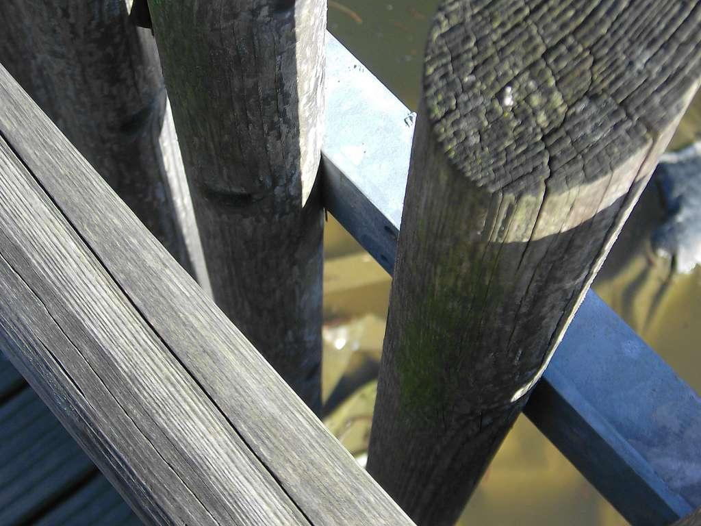 Poteau Bois Pour Terrasse comment poser une balustrade de terrasse en bois ?
