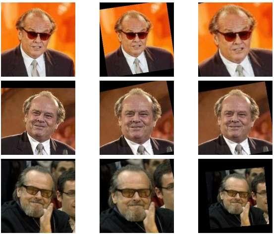 L'algorithme de reconnaissance faciale GaussianFace est capable d'identifier une personne sur différents clichés, et ce même s'il existe de grandes différences dans la pose, l'éclairage, l'aspect physique, etc. Lors de tests réalisés sur la base de données Labeled Faces in the Wild, Il a obtenu un taux de réussite de 98,52 %, contre 97,53 % pour les participants humains. © Labeled Faces in the Wild