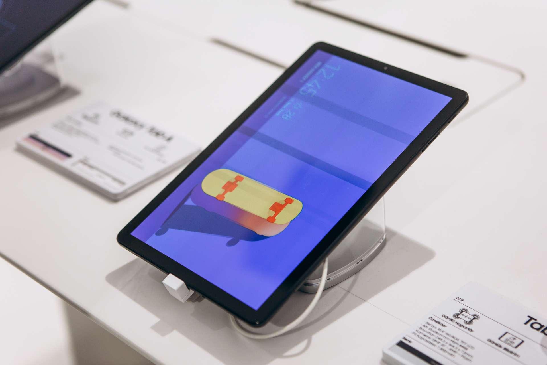 Jusqu'à 180 € de réduction sur une sélection de tablettes Samsung Galaxy tab © franz12, Adobe Stock