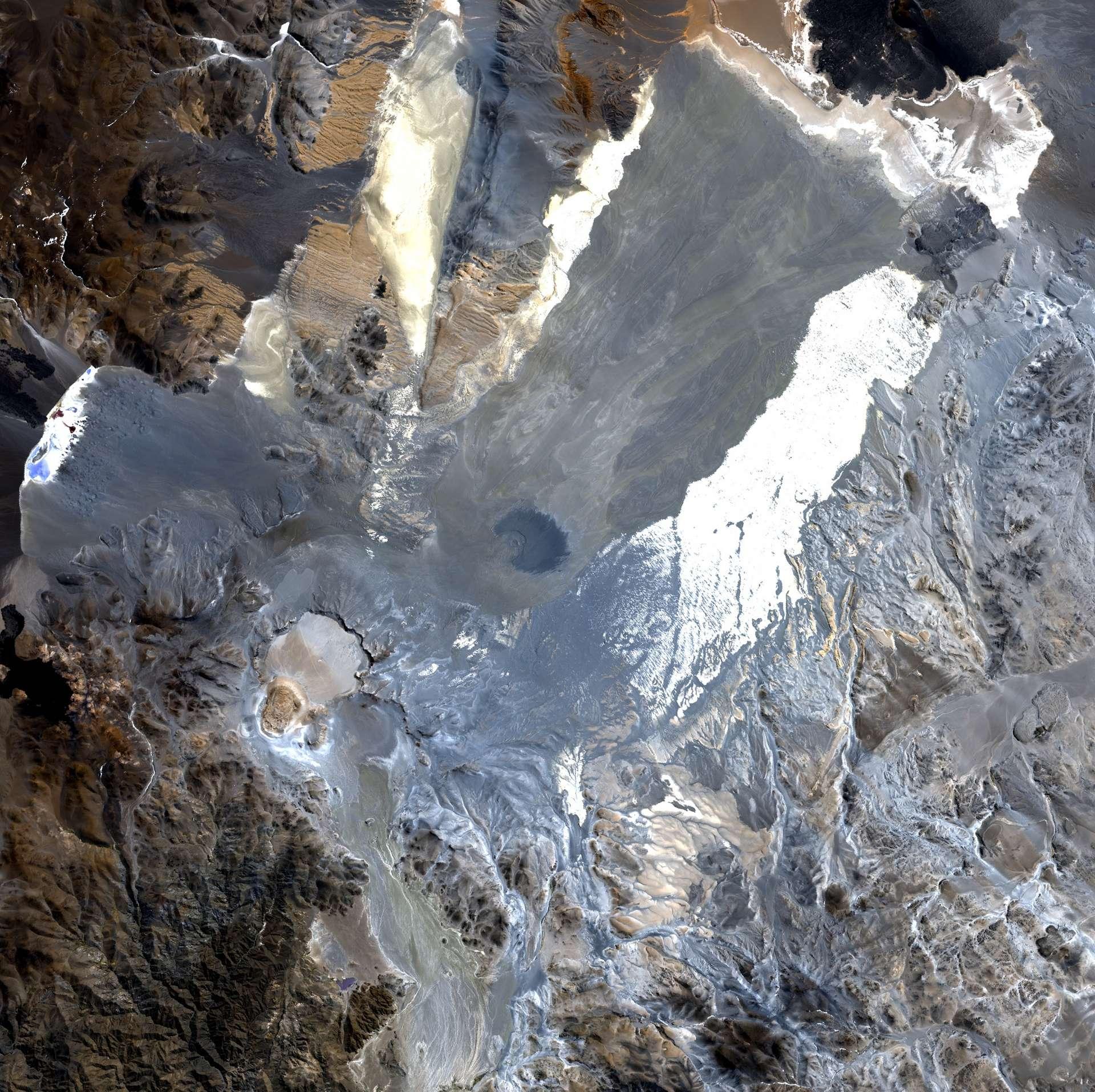 le carbone 14 peut être utilisé pour dater des coulées de lave