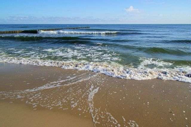 Au-delà des méduses et des dangers des courants ou des marées montantes, il existe d'autres risques à aller se baigner sur les plages : celui d'attraper des maladies. Avant d'aller nager, il est préférable de se renseigner sur la qualité des eaux. © LianeM, shutterstock.com