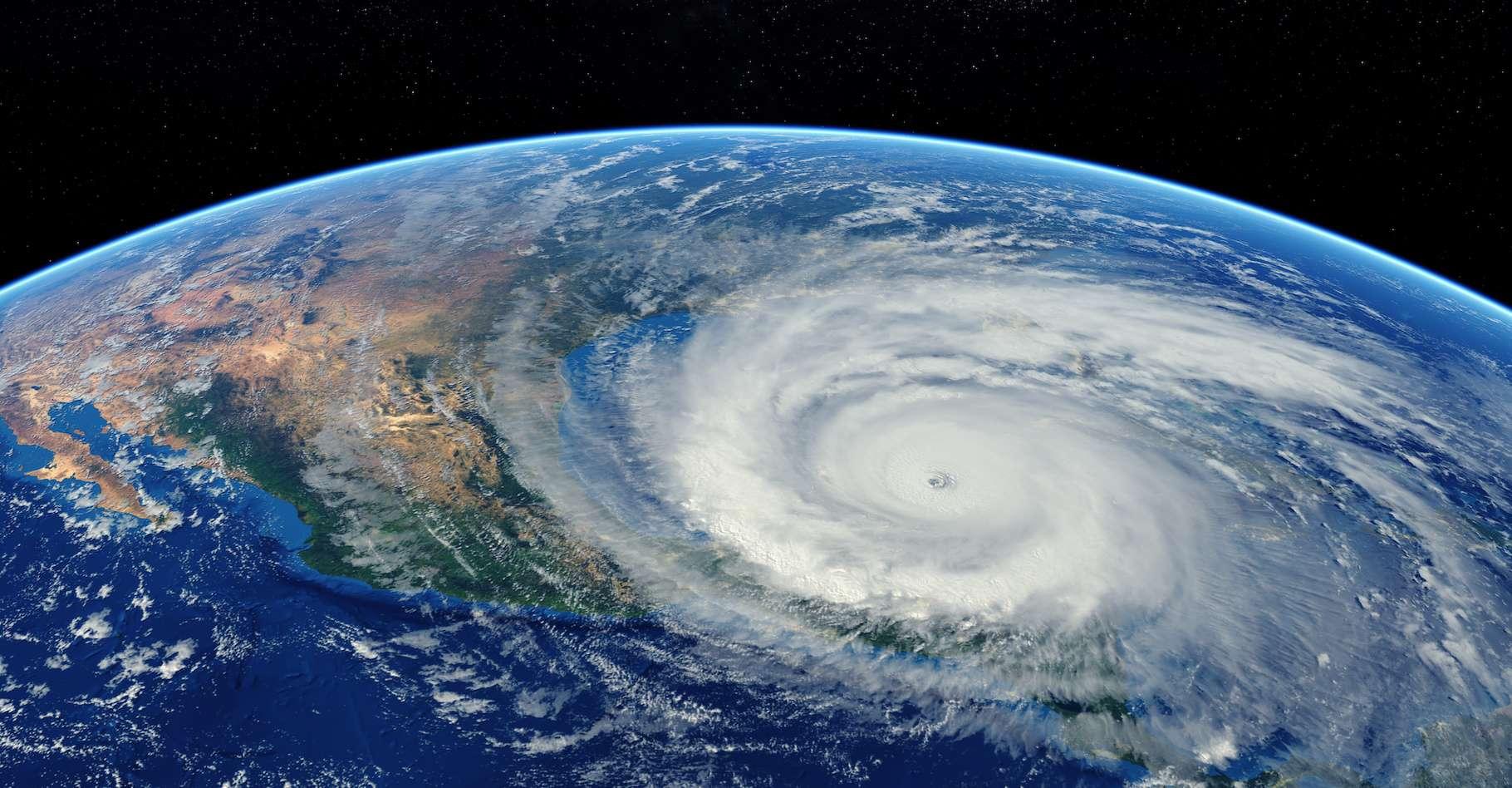 Sur l'Atlantique, les saisons des ouragans semblent vouloir se suivre et se ressembler. Sam est ainsi déjà la 18e tempête tropicale nommée de l'année. Et ce week-end, Sam a évolué en ouragan majeur, un ouragan de catégorie 4. © Mike Mareen, Adobe Stock