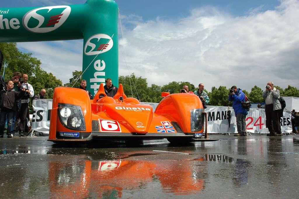 Le circuit des 24 Heures du Mans est l'un des plus longs du monde, avec 13,629 km. © entzi81, Flickr, cc by 2.0