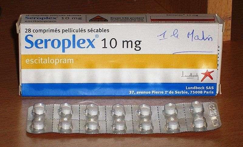 Le Seroplex est efficace pour traiter les troubles paniques. Désormais, son utilisation pourrait être plus ciblée et être réservée aux patients dépressifs avec un taux de VEGF élevé. © Dav77, Wikipédia, DP