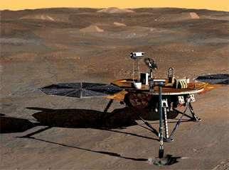 L'atterrisseur Phoenix se posera en 2008 sur Mars pour y analyser le sous-sol.