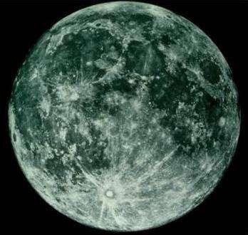 Un petit morceau de Terre sur la Lune