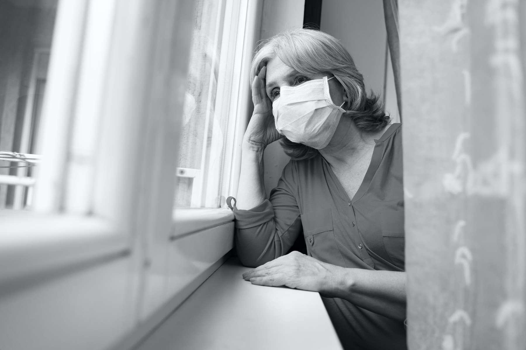 45 % des patients hospitalisés pour Covid-19 connaissent des symptômes empêchant un retour à un mode de vie normal. © phoenix021, Adobe Stock