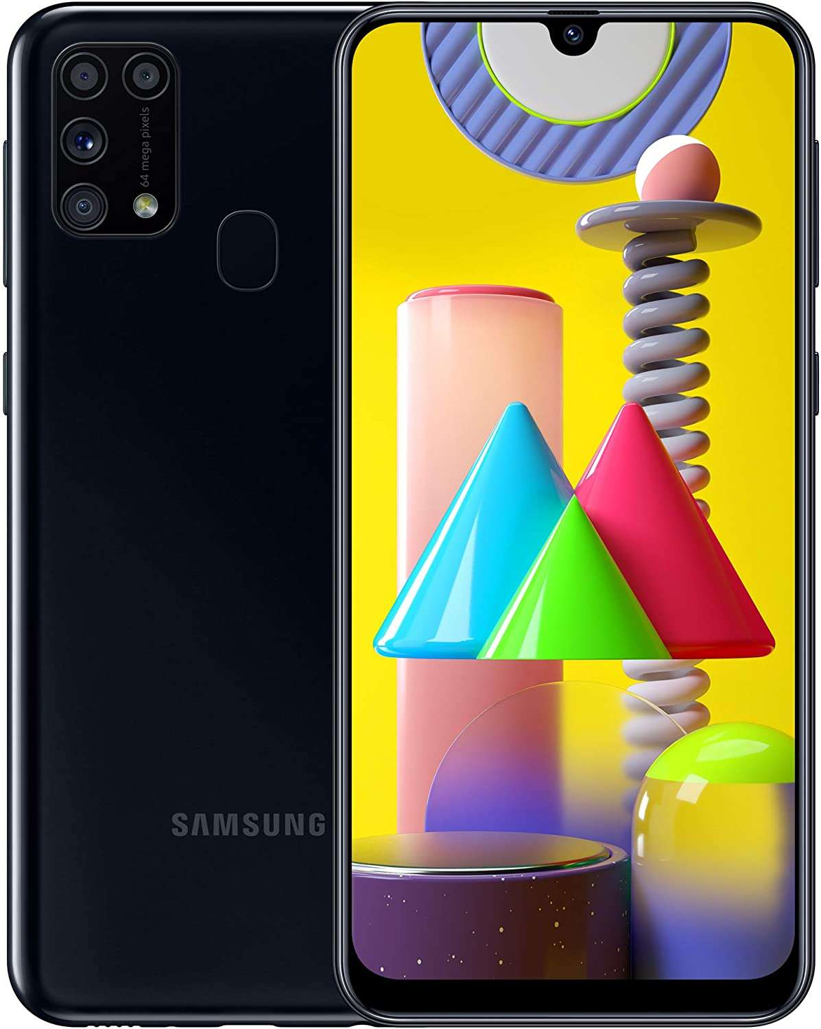 Bon plan : Le smartphone Samsung Galaxy M31 © Amazon