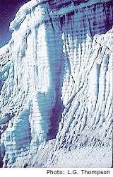 Aux pôles, la fonte glaciaire s'accélère