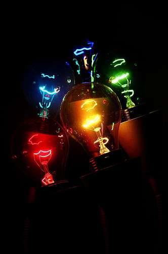 Des ampoules que la génération suivante ne connaîtra pas... © mybloodyself / Flickr - Licence Creative Common (by-nc-sa 2.0)