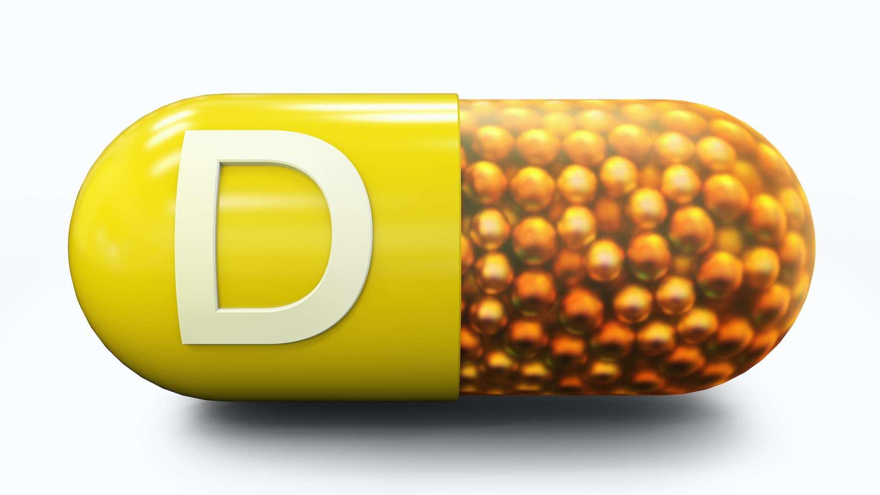 Plusieurs études attestent du rôle protecteur de la vitamine D dans les infections virales et respiratoires. © Aleksandra Sova, Adobe Stock