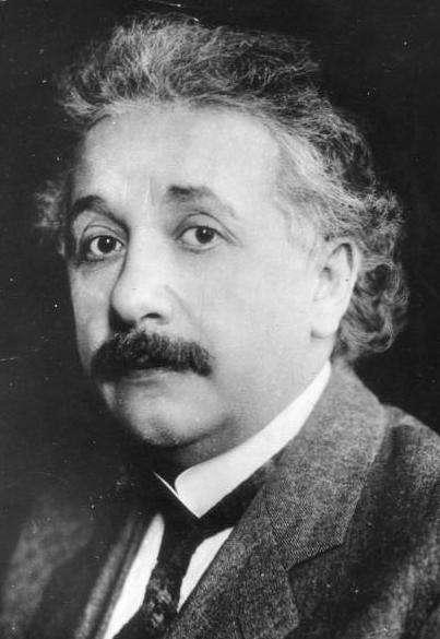 Albert Einstein en 1925. © Wikipedia-Deutsches Bundesarchiv