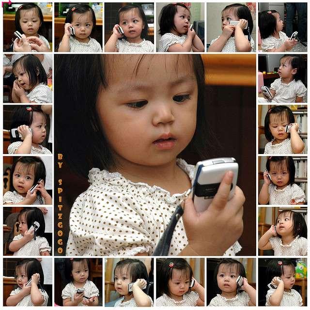 Selon cette étude, le langage des jeunes enfants est plus complexe qu'on ne le croit. © Spitzgogo CHEN, Flickr, cc by nc 2.0
