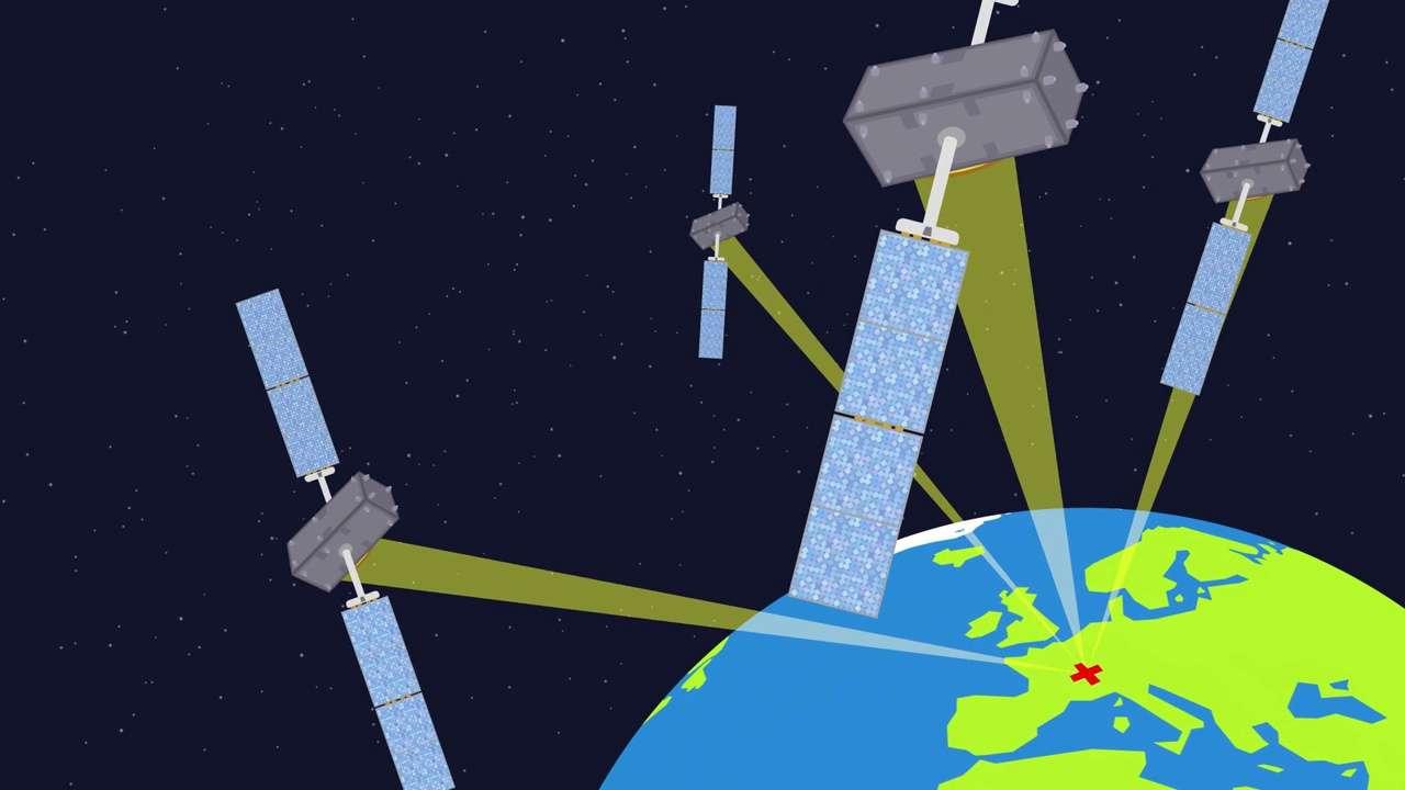 Galileo : comment fonctionne le GPS européen ?