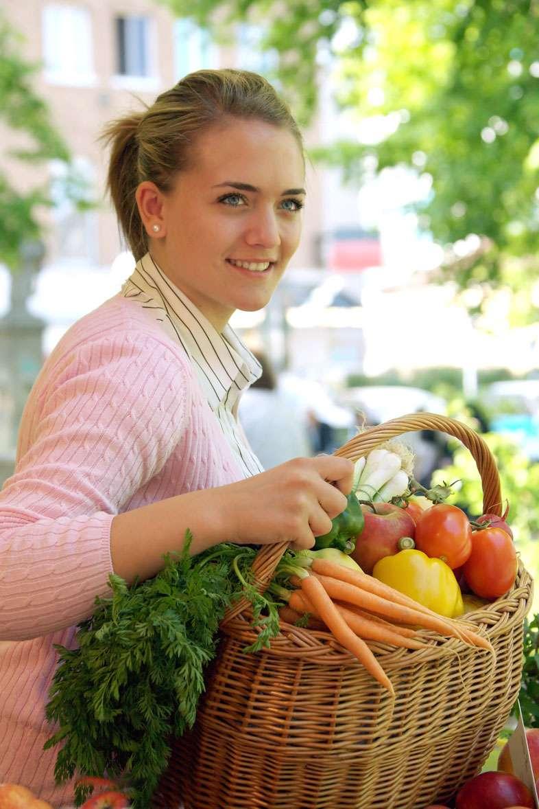Régime Ornish, régime végétarien - Source : © bilderbox - Fotolia.com