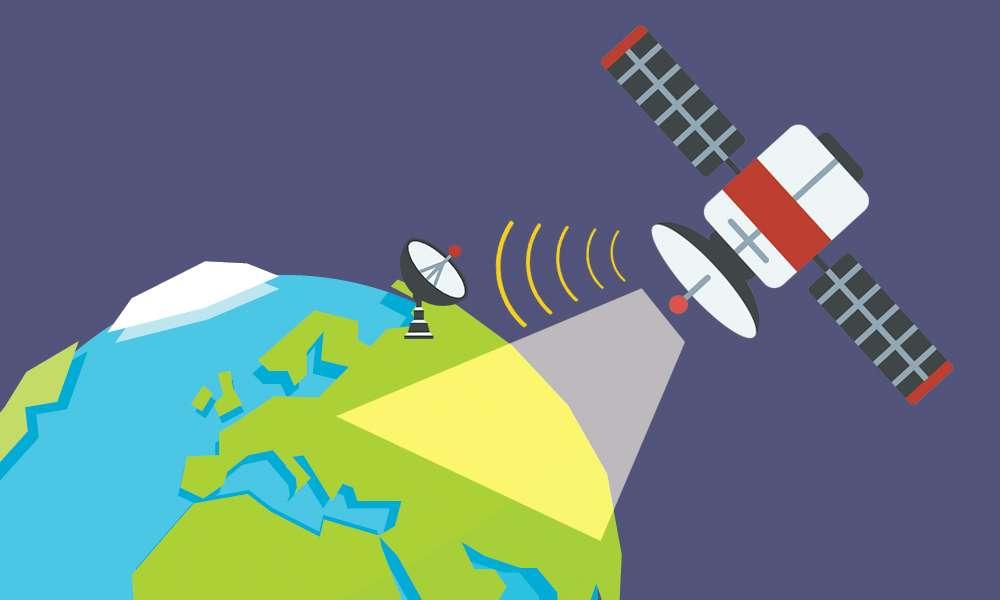 L'Otan va se doter d'un centre spatial destiné à se protéger contre les satellites ennemis. Il sera notamment chargé de partager les informations sur les menaces et de coordonner les activités de ses satellites. © ESA