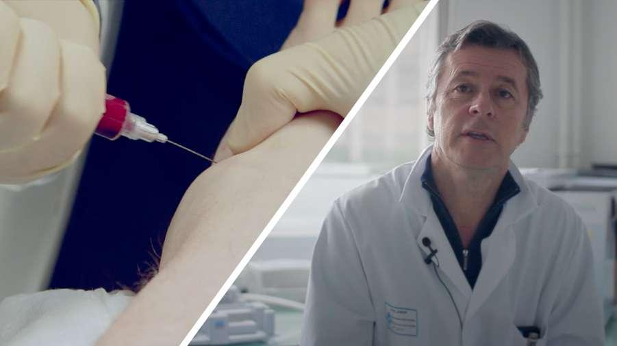 Interview : détecter le cancer du poumon grâce à une prise de sang