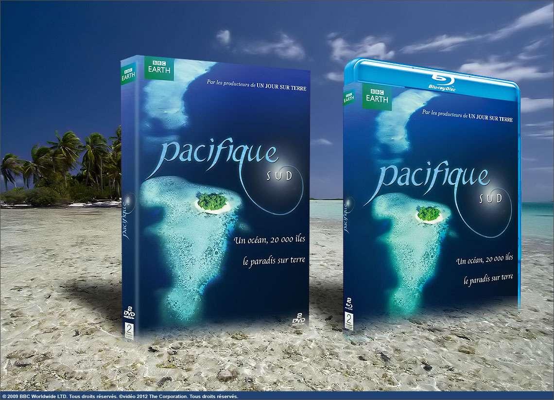 Concours « Pacifique Sud » : les lots à gagner ! © DR