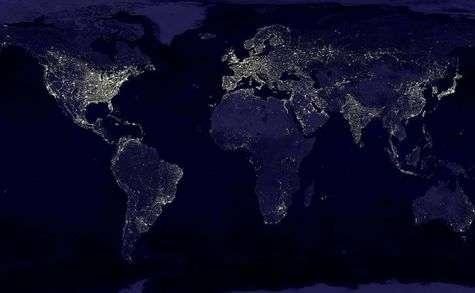 Le visage de la Terre mais pour combien de temps encore ? © Nasa GSFC