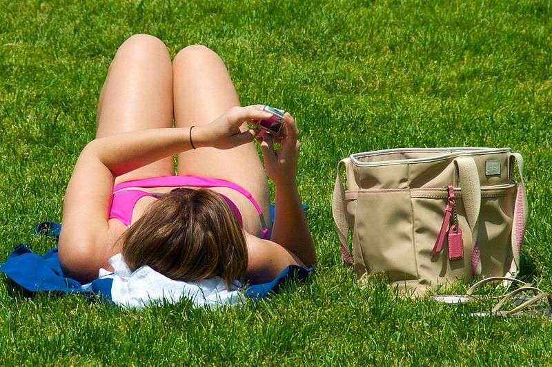 Coups de fil et emails professionnels pendant le temps libre nuiraient à la santé. © Ed Yourdon, Flickr, CC by sa 2.0