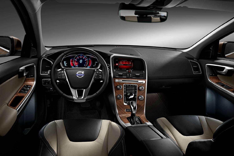 Après le GPS intégré au tableau bord, voici l'intégrateur d'informations sur le trafic en temps réel. © Volvo