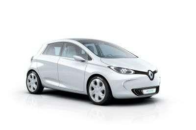Nous l'appellerons Zoé : voilà la première version de la Zoe Preview, de la gamme ZE, les électriques de Renaut... © Renault Communication