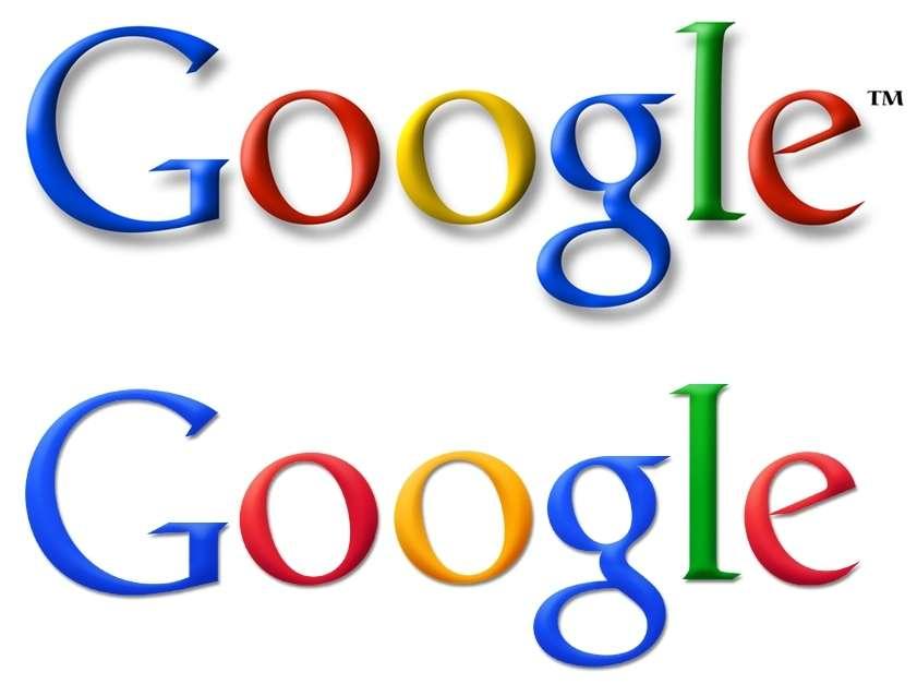 Google vient d'adoucir les couleurs de son logo, tandis qu'il négocie avec les éditeurs.