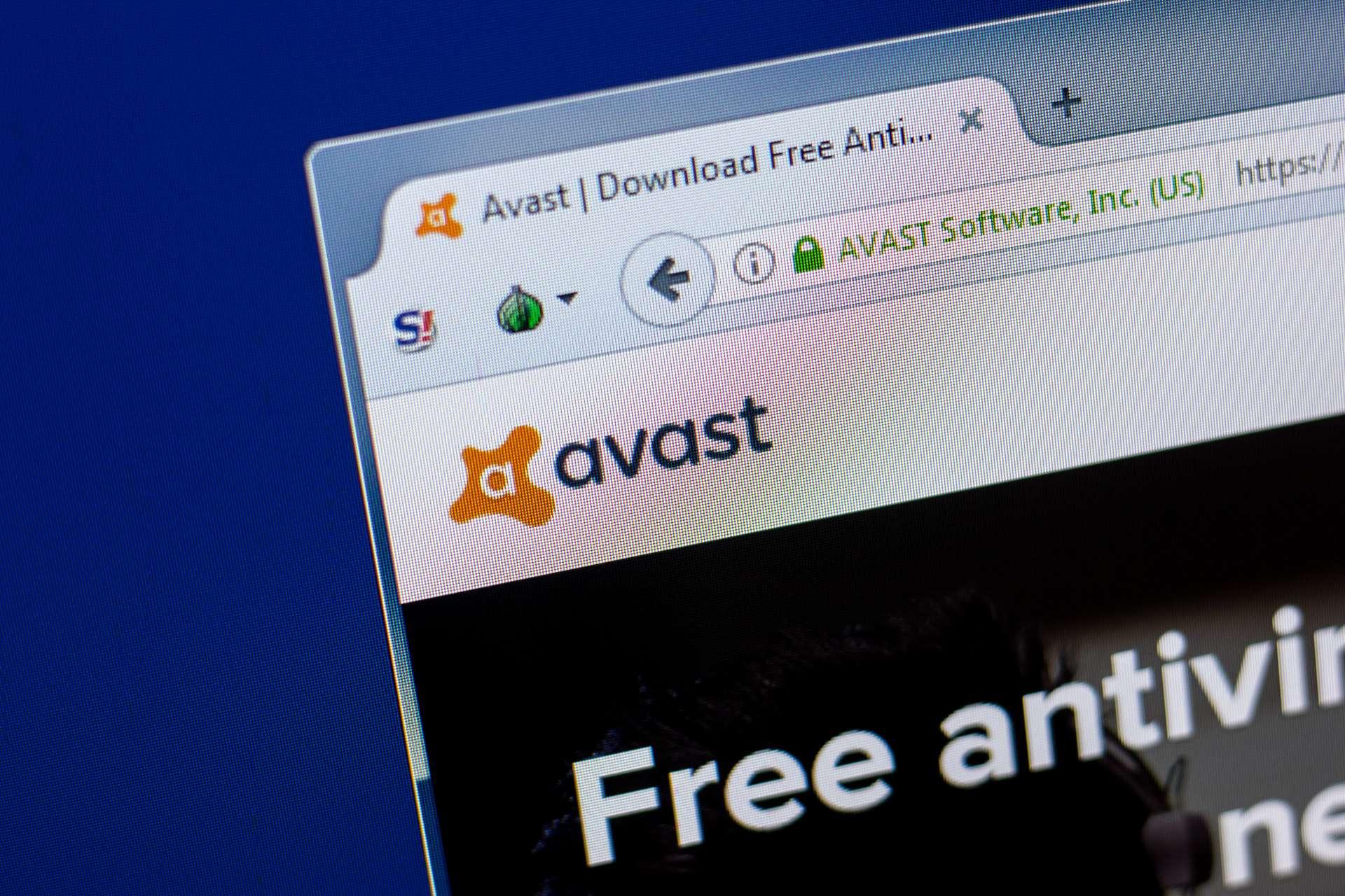 Profitez de 20% de réduction sur tous les produits Avast © Adobe Stock