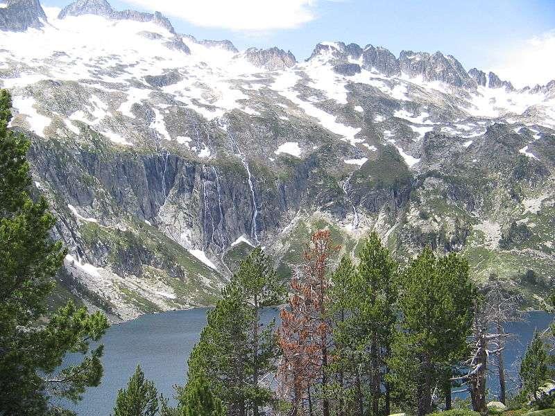 Le parc national des Pyrénées s'étale sur un territoire de 50.000 hectares. © Iñaki LLM, Wikimedia Commons, cc by sa 3.0