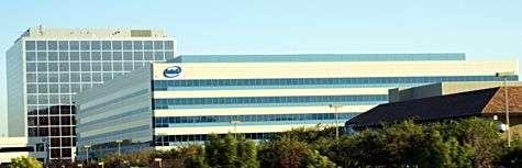 Siège d'Intel à Santa Clara (Californie). Crédit Intel.
