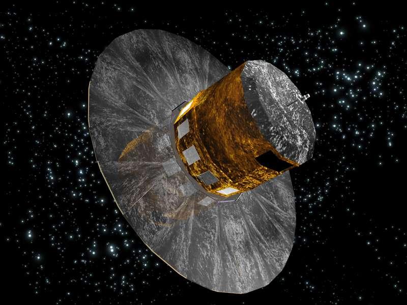 La principale nouvelle du jour, c'est bien évidemment le lancement réussi de Gaia, en route vers le point de Lagrange L2 du système Terre-Soleil, à 1,5 million de kilomètres de la Terre. © C. Carreau, Esa