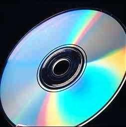 Des disques optiques biodégradables
