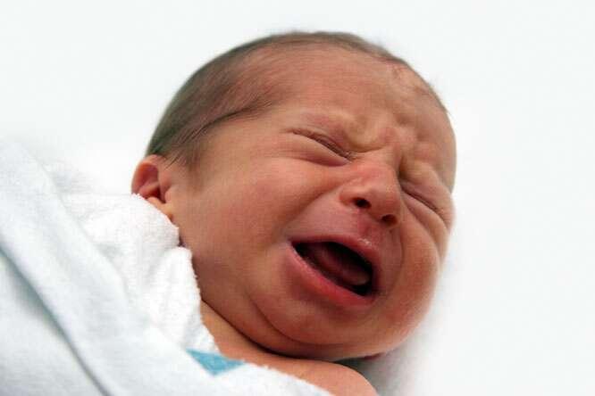 Le syndrome du bébé secoué expose à des handicaps à vie - Crédits Fotolia