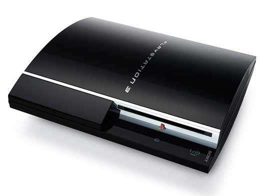 PlayStation 3. Crédit : Sony